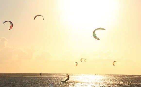 Kitesurfing-Emmanuelle Mercade