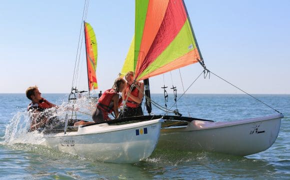 Water sports vendee