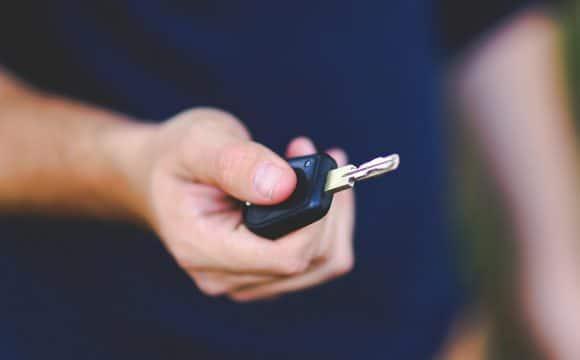 Car hire vendee