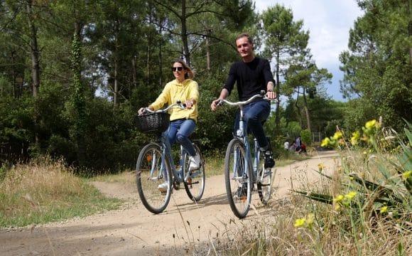 Bike hire in vendee
