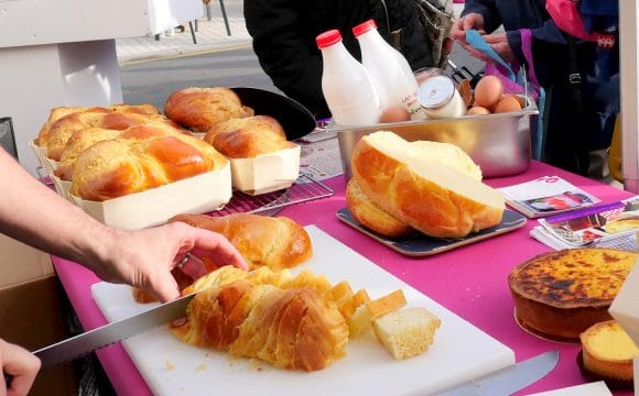 eat - specialities - vendeennes - vendee - brioche