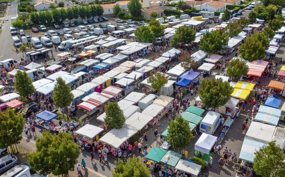 Notre Dame de Monts markets-nddm-vendee
