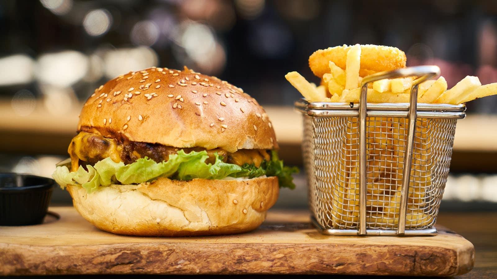 fastfood - restaurant - vendee