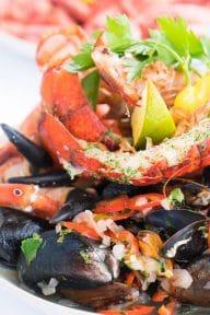 restaurant - seafood - vendee